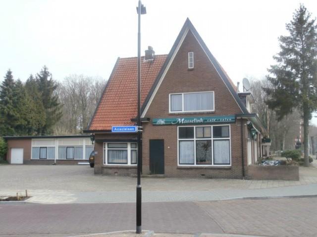 Cafe zaal Masselink Doetinchem (WIST1025)