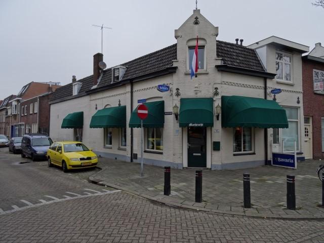 CAFE MARKTZICHT TE TILBURG