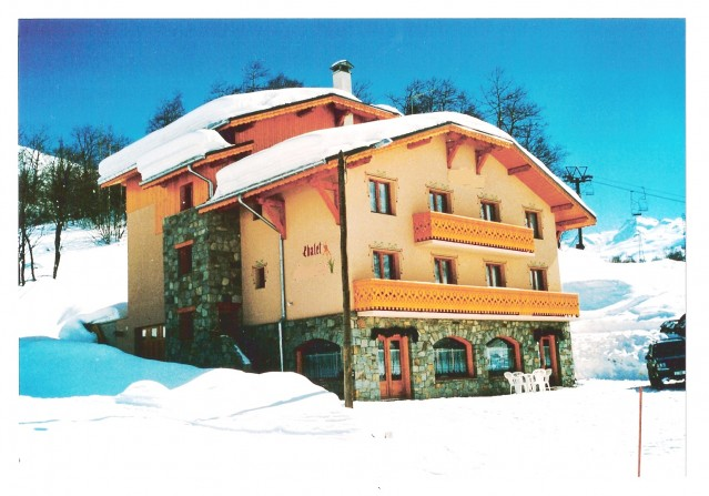 Hotel skigebied Franse Alpen
