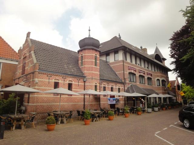 Hotel-Restaurant met terras, privé-appartement en streekshop