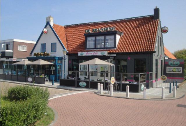 VMH5-2352 Grand café de Branding en café de Snor in Petten | Diverse mogelijkheden | Met onroerend goed |