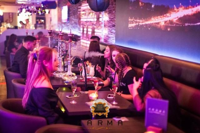 Karma Société Club / Lounge