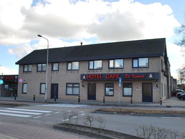 HOTEL-CAFE-ZAAL DE KWAST