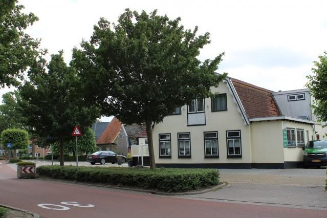 VMH5-2440 Café-Restaurant met zaal in Onderdijk-Wervershoof met BOG