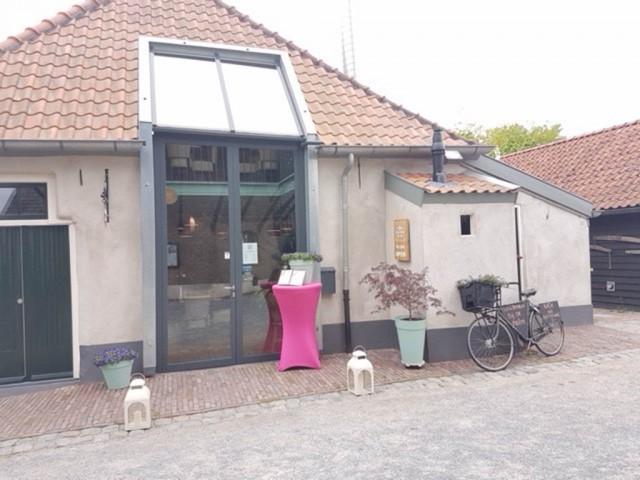 Brasserie in het centrum van Hattem