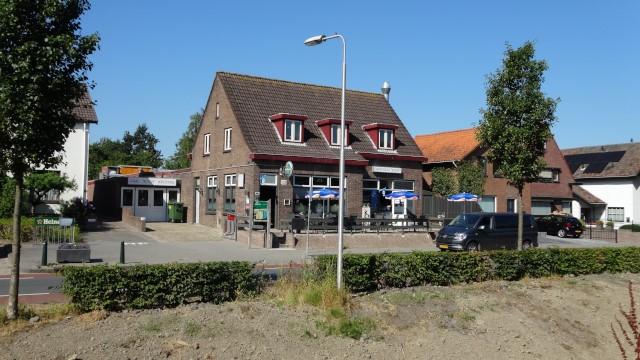 CAFE-ZAAL-CAFETARIA KOCH, STEENBERGEN