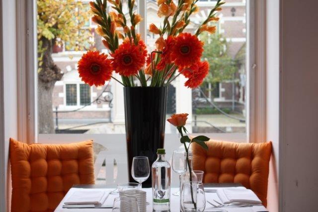 Restaurant in het centrum van de Gelderse Vallei