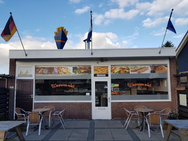 Per direct te koop: Cafetaria 'Waarom Niet'  inclusief onzelfstandige woning. Gevestigd aan de Zeeweg 33A, 3235 AX ROCKANJE. Dit bedrijf wordt u aangeboden door  Horecamakelaardij Knook & Verbaas.