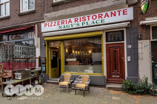Vastgoed horecapand, gelegen op de Teilingerstraat in Rotterdam-Noord, te koop aangeboden door TiHM Horecamakelaardij.