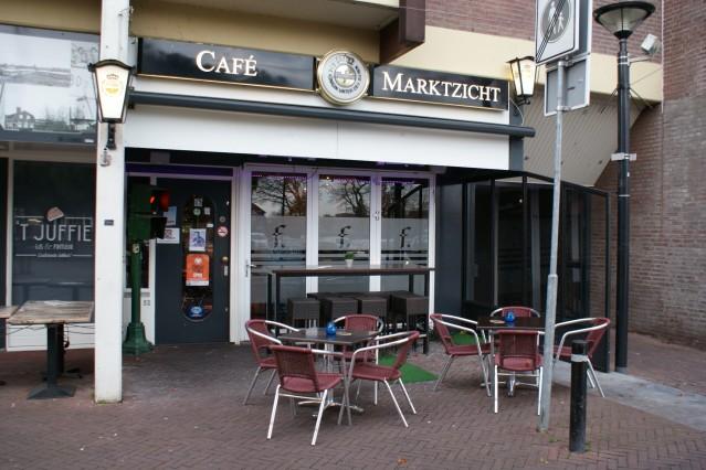 Te Huur: Café Marktzicht te Oss