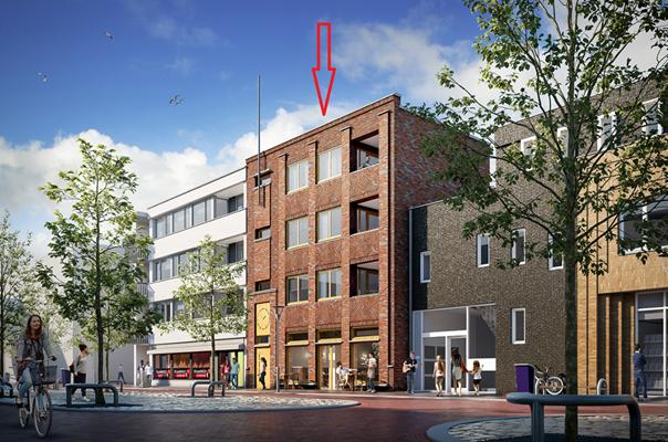 Casco Horecaruimte  in het centrum van Den Helder