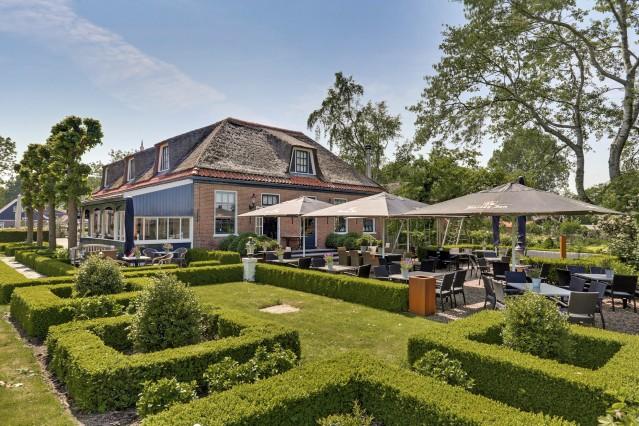 Modern restaurant/partylocatie in de Beemster Polder