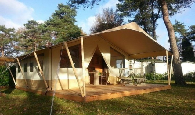 Camping te koop in Zuid Frankrijk 1,5 uur van middellandze zee