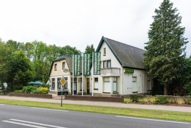 Te koop: Bedrijfsexploitatie pannenkoekrestaurant 'De Vordense Pan'