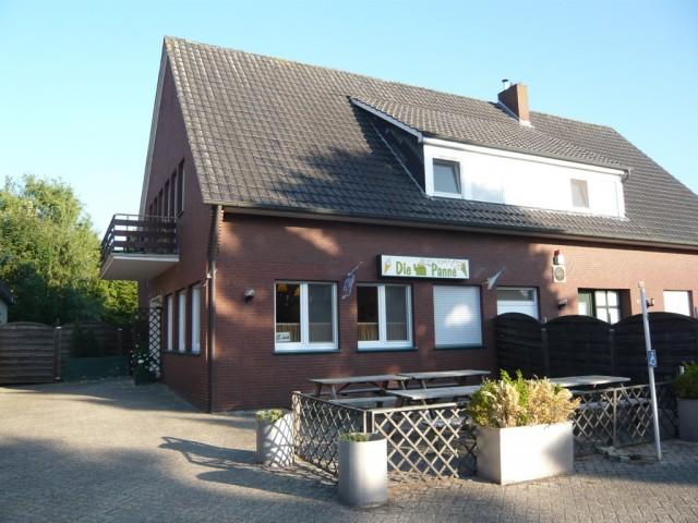 W-1301 Cafetaria met grote woning, optie B&B (Haren-Rütenbrock Dl.)