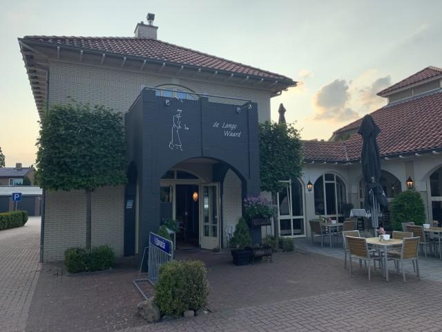 Restaurant De Lange Waard te Zeddam gem. Montferland