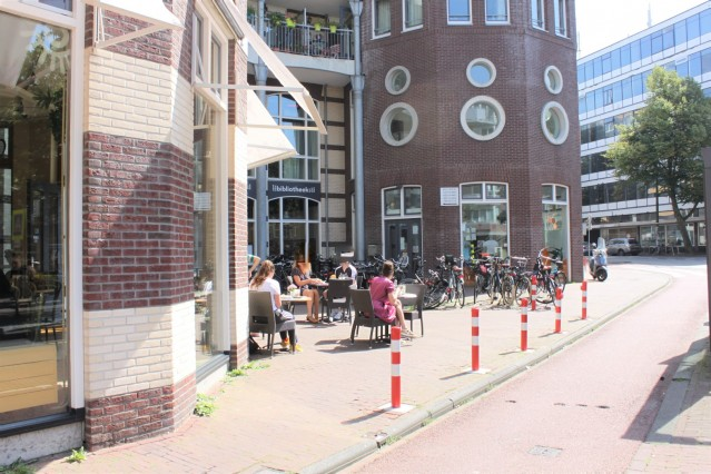 ID1873 Bagels & Beans franchisevestiging ter overname Amsterdam West.