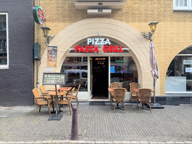 ID2007 Restaurant om de hoek van de Leidsestraat