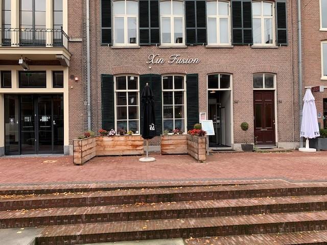 ter overname aangeboden: restaurant xin fusion gelegen aan de nieuwstraat in het centrum van Arnhem