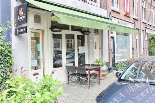 ID2027 Restaurant middenin de Jordaan aan de Lindengracht