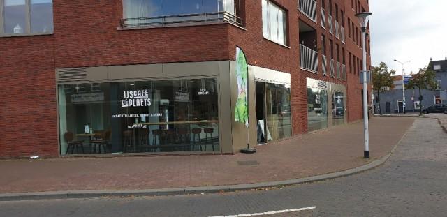 IJscafé De Plaets in Helmond