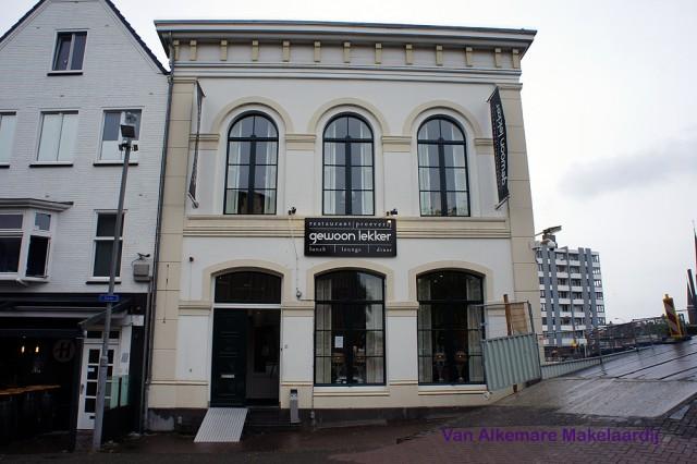 Zeer goed lopend restaurant/lunchroom in het centrum van Zaandam.