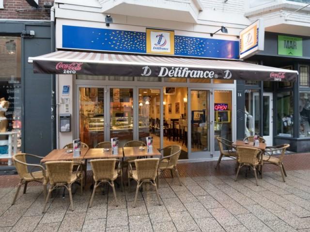 Lunchroom/broodjeszaak/dagzaak in het centrum van Enschede