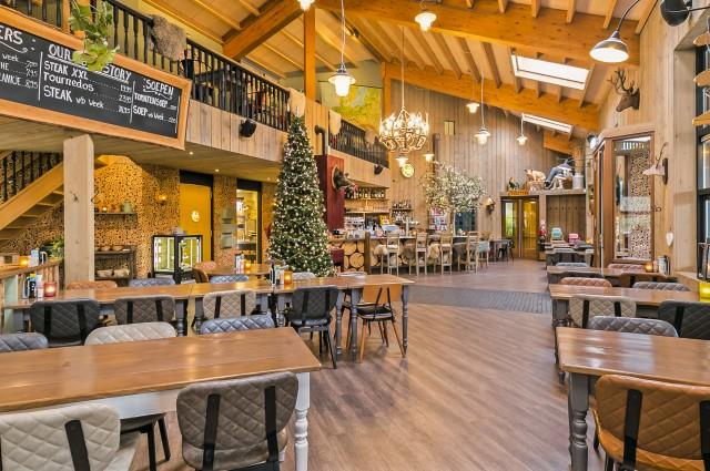Prachtig familie-restaurant, landelijk gelegen in de 'Helderse Vallei'