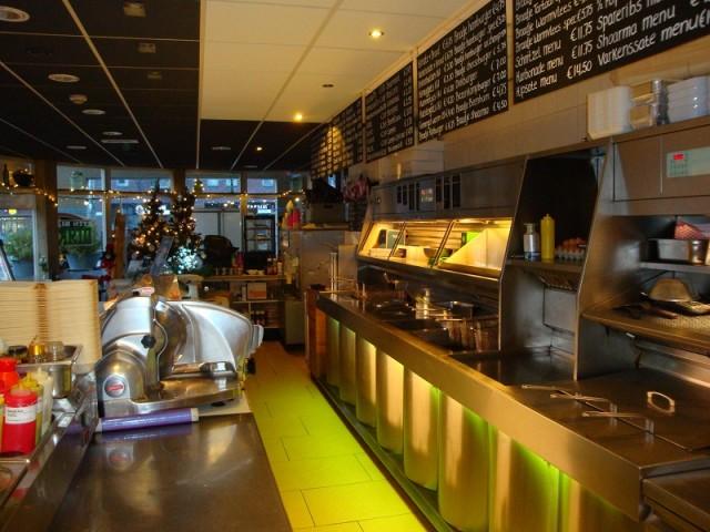 CAFETARIA / LUNCHROOM te Leusden