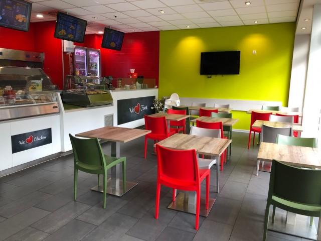 Ter overname aangeboden: Horeca Fastfood exploitatie Inci, gevestigd aan de Nieuwe Binnenweg 179B,  3014 GL te Rotterdam.