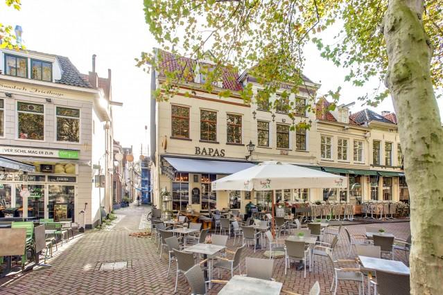 Prachtig restaurant / eetcafé in het centrum van Zwolle.
