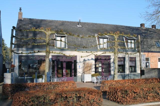 Feestcafé/ Cafetaria De Flier met riante woning Bergeijk (Weebosch)