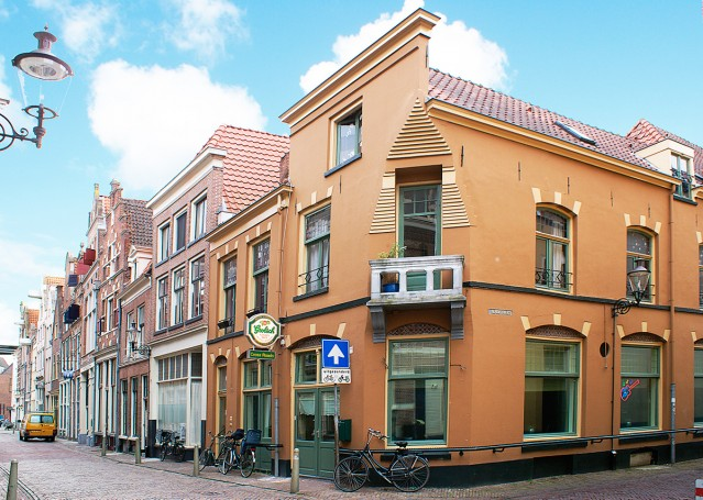 Café/eetcafé in centrum Deventer