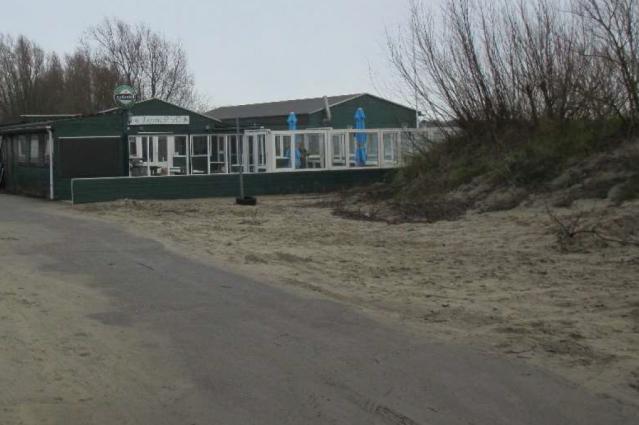 Strandpaviljoen, woning en registergoed Hellevoetsluis - KLAASSEN VASTGOEDMAKELAARDIJ B.V.