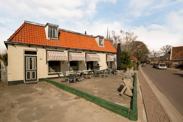 Woning met bedrijfsgedeelte in het West-Friese Hem met een grondperceel van ca. 960 vierkante meter!