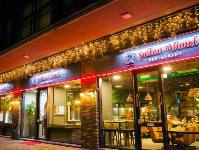 """Ter overname aangeboden: restaurant """"Sultan Ahmet"""" Gevestigd aan de  De Laan op Zuid 978 te Rotterdam-Zuid"""