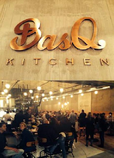 Basq Kitchen Markthal Rotterdam - KLAASSEN HORECAMAKELAARDIJ B.V.