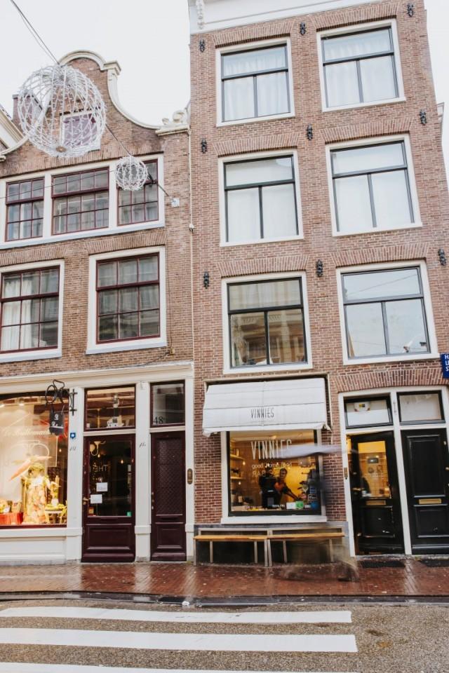 ID2123 Hoekpand op toplocatie in Amsterdam Centrum