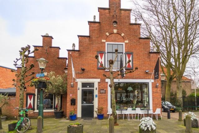 ID 4111 Restaurant in het centrum van Wassenaar