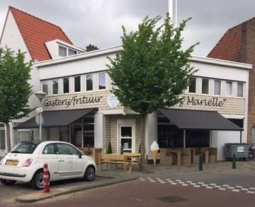 Frituur/Cafetaria in woonwijk in Eindhoven