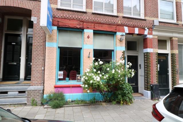 ID2125 Casco plus ruimte met Horeca 4 bestemming gelegen in Amsterdam Oud-Zuid