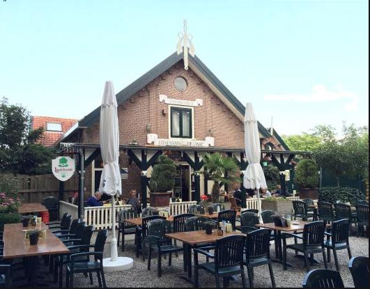 Kijken en Bieden : Pannenkoekenhuis op prachtige locatie in Vogelenzang