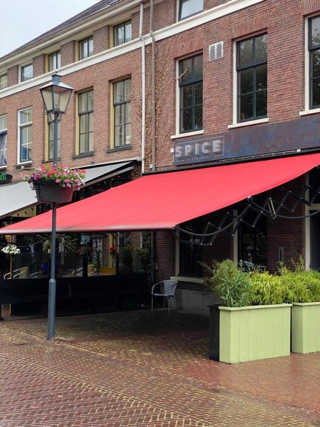 Te Huur aangeboden: Horeca-locatie aan het Jansplein 49 in het centrum van Arnhem