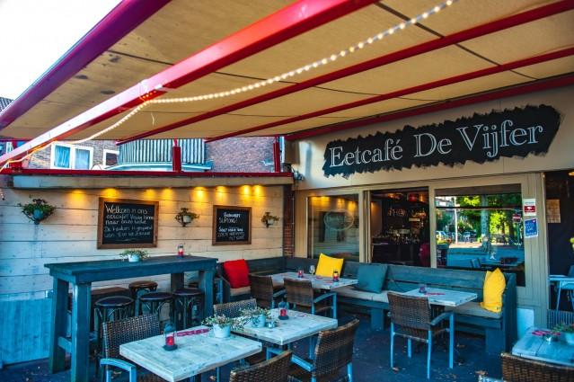 Eetcafe de Vijfer in Amstelveen Prijsaanpassing!