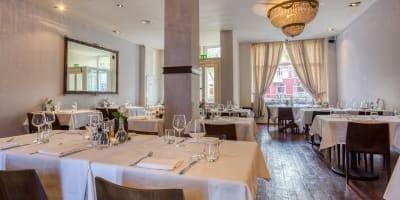 TER OVERNAME AANGEBODEN; Restaurant Casa Maria gevestigd aan de `s Gravendijkwal 105d, 3021 EH te Rotterdam.