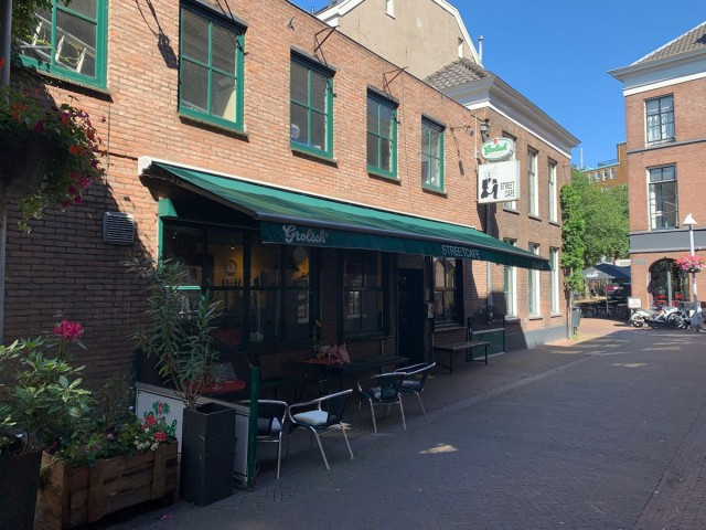 Street Café | Icoon van Arnhem