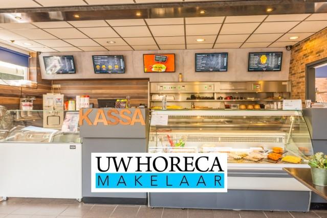 Snackbar - Frituur  met goedeomzet omgeving Roermond €69.000