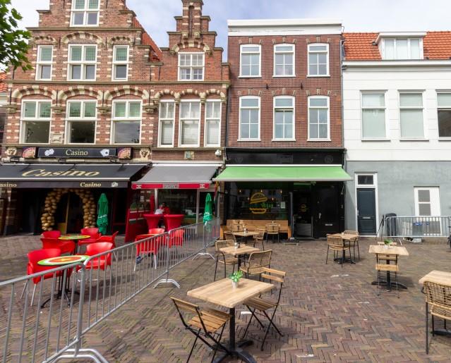 Vegan Junkfood restaurant in Haarlem ter overname aangeboden