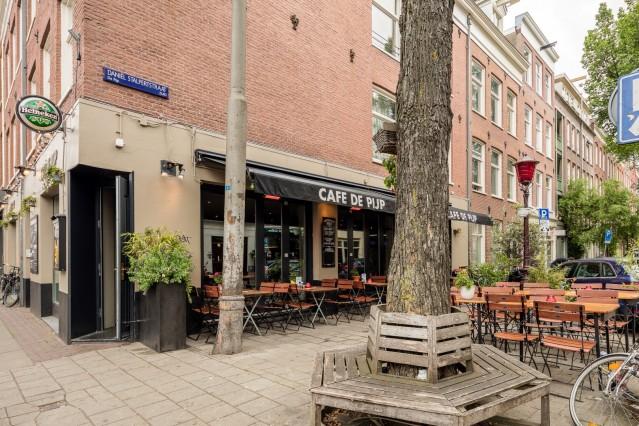 ID2143 Restaurant op hoeklocatie in hartje De Pijp