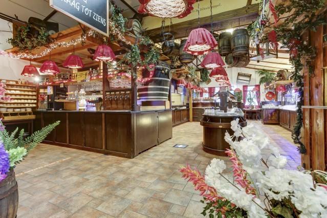 Buffetrestaurant met rijke historie gelegen op de westflank van de Veluwe